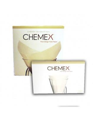 Filtres Chemex 3 et 6 tasses