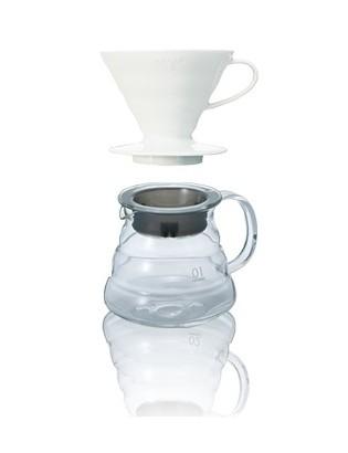 Hario V60 porte-filtre 1 à 3 tasses