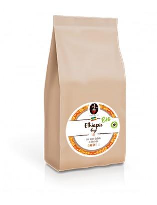 Ethiopie Guji - Bio