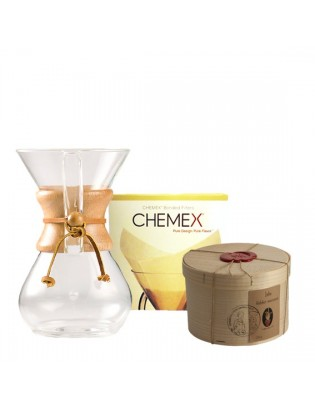 Pack Chemex 6 tasses