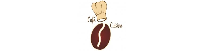 Cafés-Cuisine - Préparations artisanales - Cafés Roger